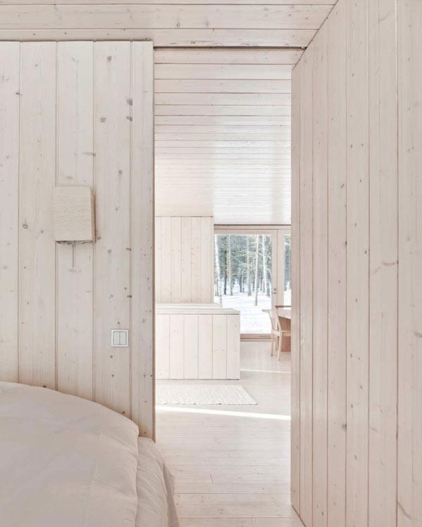 Planos de casa minimalista en Finlandia (13)