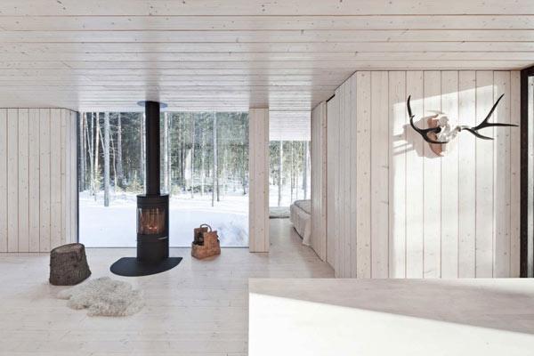 Planos de casa minimalista en Finlandia (12)