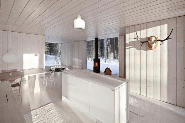 Planos de casa minimalista en Finlandia (11)