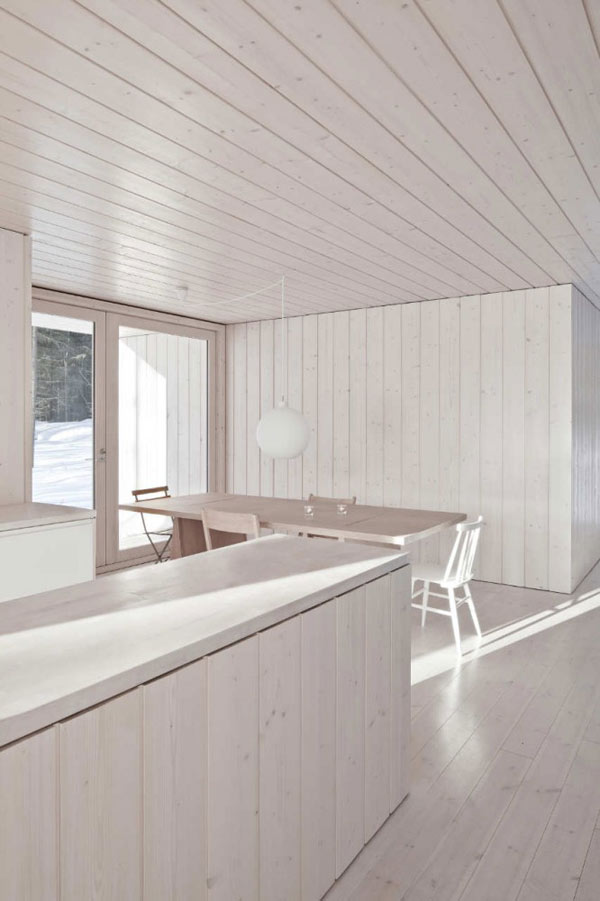 Planos de casa minimalista en Finlandia (10)