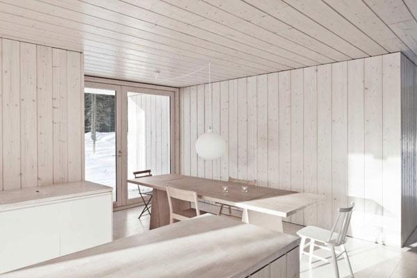 Planos de casa minimalista en Finlandia (9)