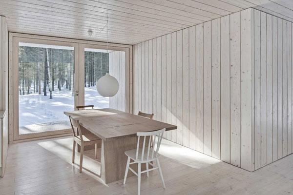 Planos de casa minimalista en Finlandia (8)
