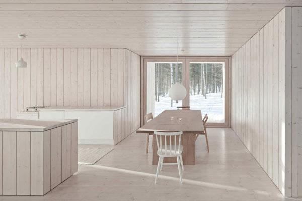 Planos de casa minimalista en Finlandia (6)