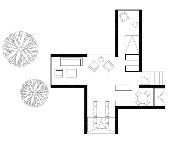 Planos de casa minimalista en Finlandia (31)