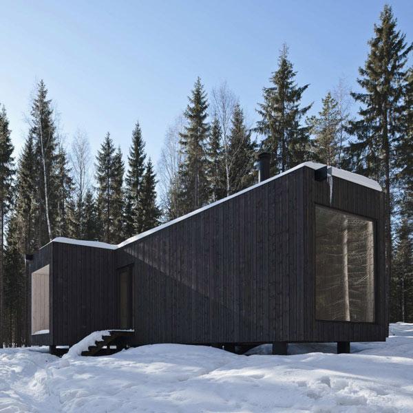 Planos de casa minimalista en Finlandia (29)