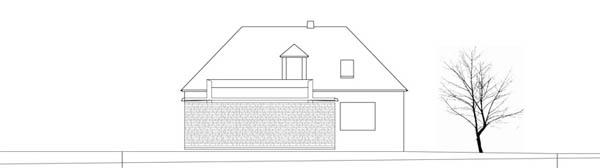 Anexamiento de estructura moderna a casa común planos incluidos (1)