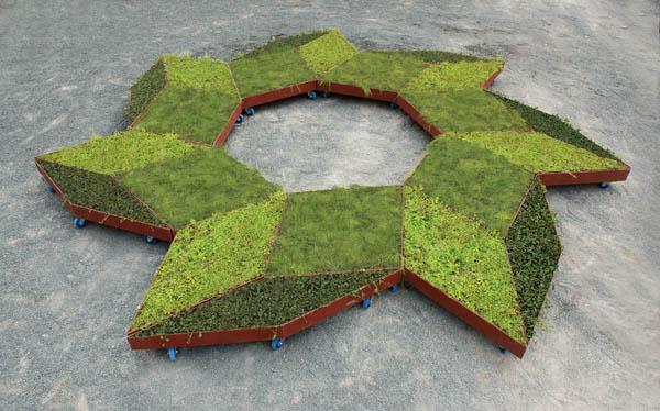 Planos de jardines - Diseños de jardines - Jardines modernos (9)
