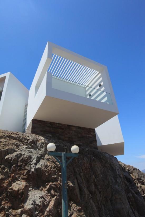 Planos de casa en la playa de Perú