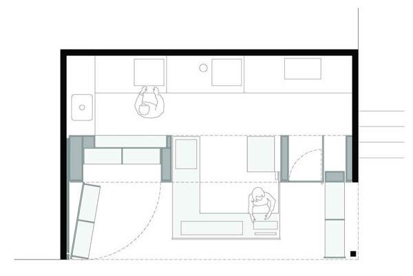 Planos de kioskos - diseño de kioskos (14)