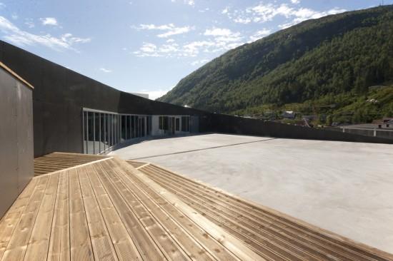 Planos de museo sofisticado en Noruega (12)