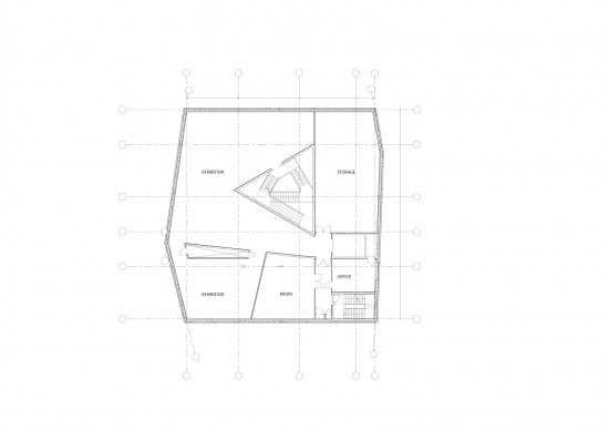 Planos de museo sofisticado en Noruega (7)