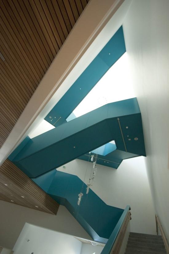Planos de museo sofisticado en Noruega (1)