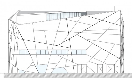 Planos de museo sofisticado en Noruega (19)