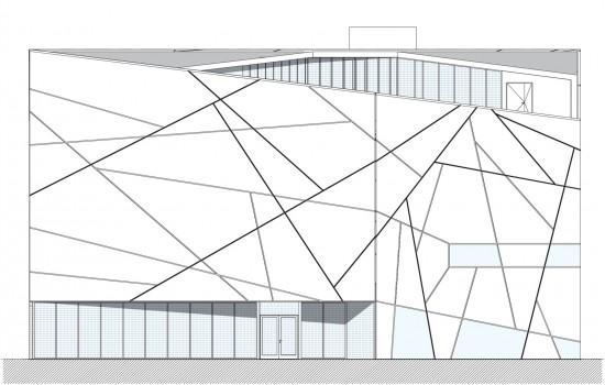 Planos de museo sofisticado en Noruega (16)