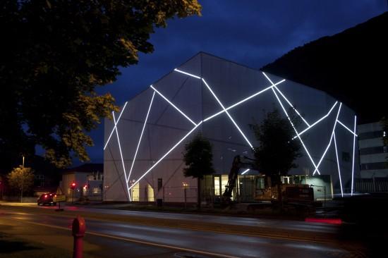 Planos de museo sofisticado en Noruega (15)