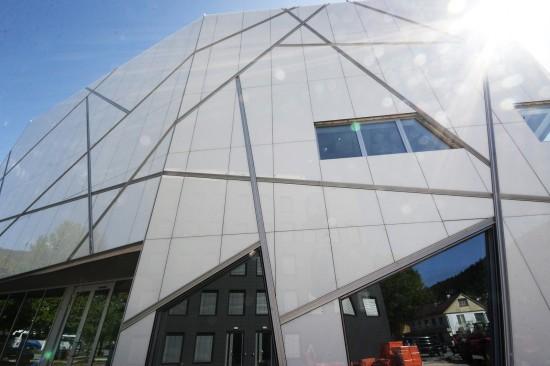 Planos de museo sofisticado en Noruega (13)