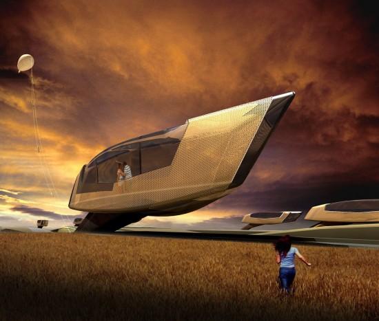Planos e ideas - Casa resistente a tornados y huracanes (7)