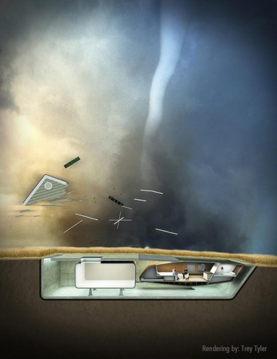Planos e ideas - Casa resistente a tornados y huracanes (5)