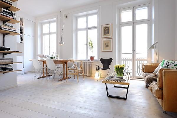 30 modelos y diseños de acomodamiento en apartamentos pequeños (20)