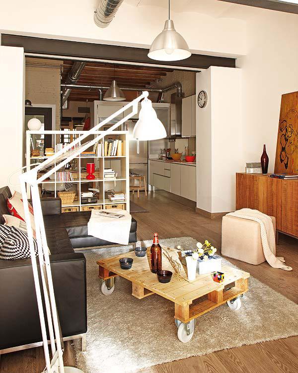 30 modelos y diseños de acomodamiento en apartamentos pequeños (24)