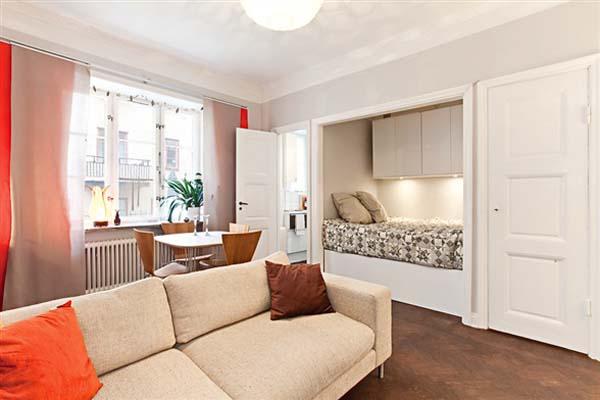 30 modelos y diseños de acomodamiento en apartamentos pequeños (17)