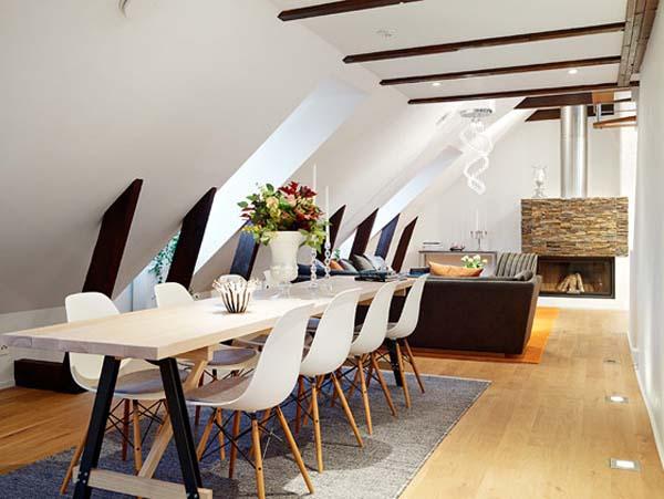 30 modelos y diseños de acomodamiento en apartamentos pequeños (12)