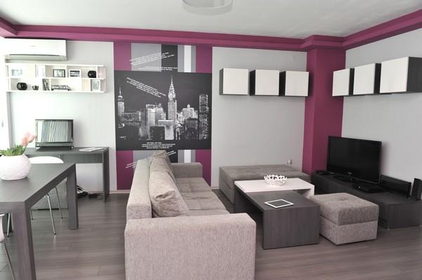 30 modelos y diseños de acomodamiento en apartamentos pequeños (7)