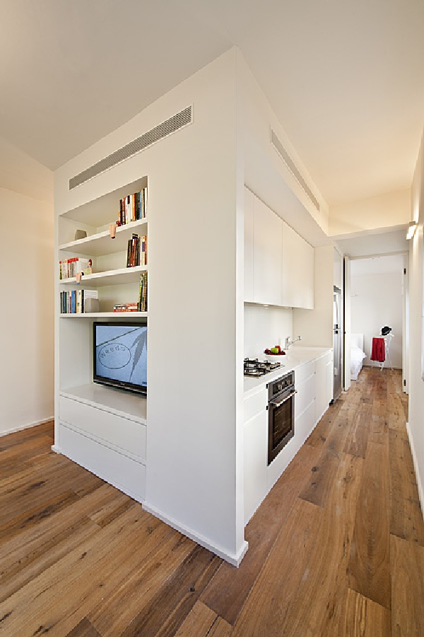30 modelos y diseños de acomodamiento en apartamentos pequeños (28)