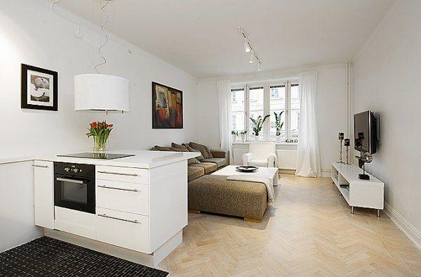 30 modelos y diseños de acomodamiento en apartamentos pequeños (22)