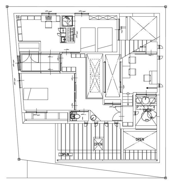 planos de casas japonesas