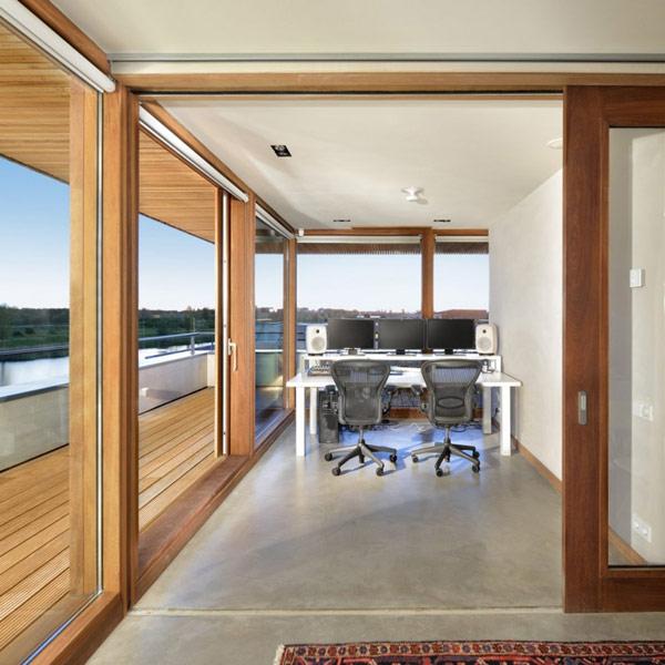 Casa de madera en holanda (1)