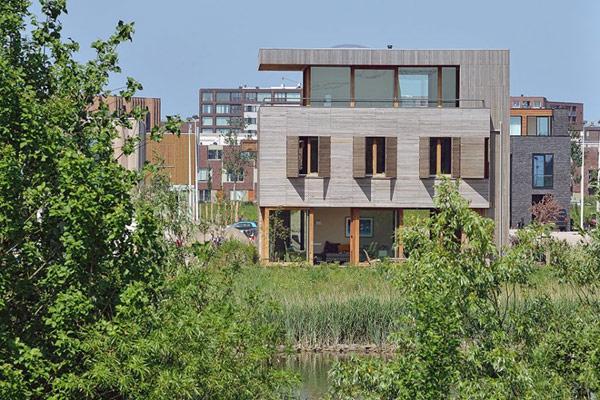 Casa de madera en holanda (13)