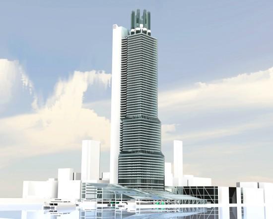 Diseño de torre por Alberto Embriz-Salgado (1)
