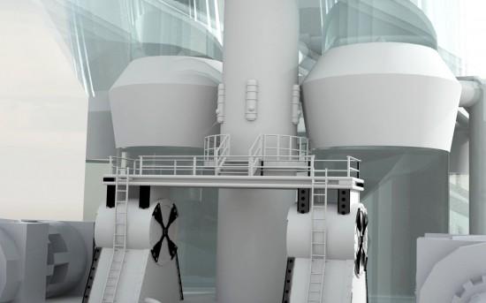 Diseño de torre por Alberto Embriz-Salgado (2)