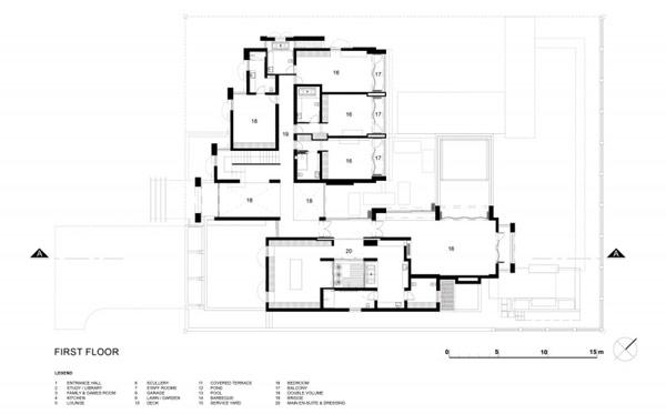 Grandioso diseño arquitectónico en Sudafrica con detalles selváticos (2)
