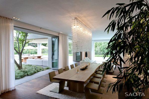 Grandioso diseño arquitectónico en Sudafrica con detalles selváticos (7)