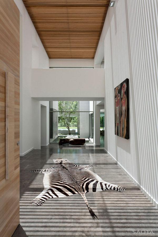 Grandioso diseño arquitectónico en Sudafrica con detalles selváticos (6)