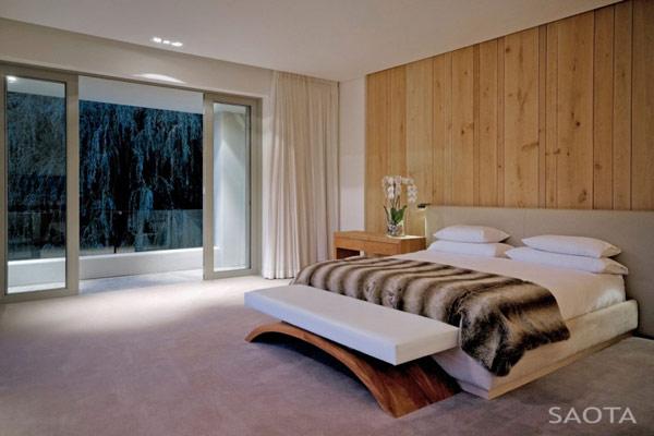 Grandioso diseño arquitectónico en Sudafrica con detalles selváticos (5)