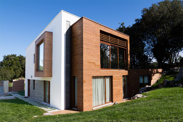 Lo último en casas de dos plantas - Duque y Zamora Arquitectos (17)