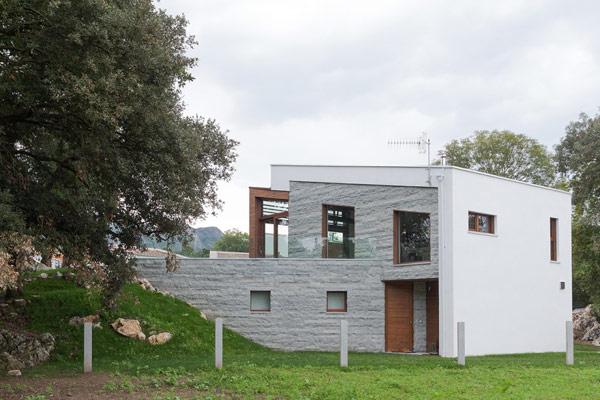 Lo último en casas de dos plantas - Duque y Zamora Arquitectos (9)
