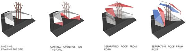 Planos contemporáneos de casa en Singapur (1)