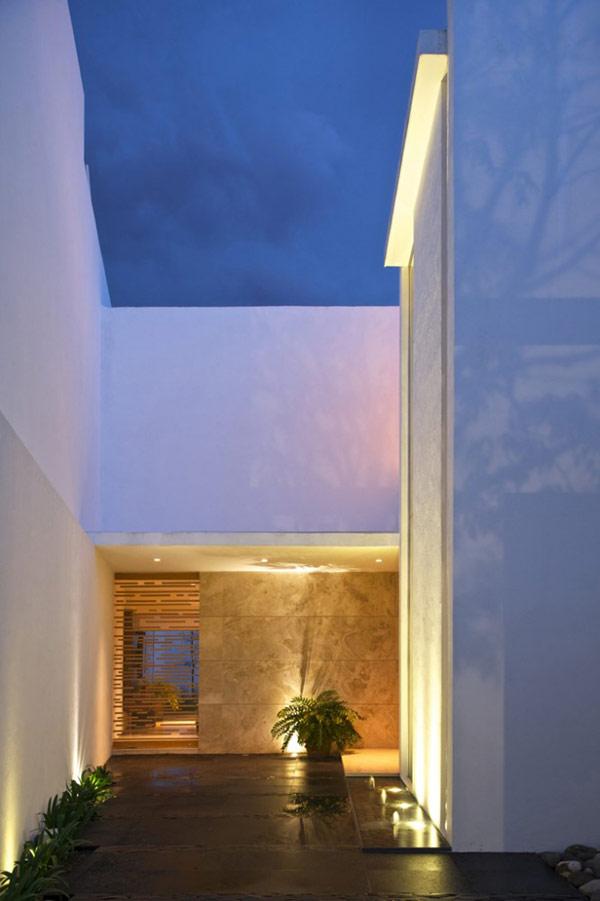Planos de casa divina en México con características lujosas (11)