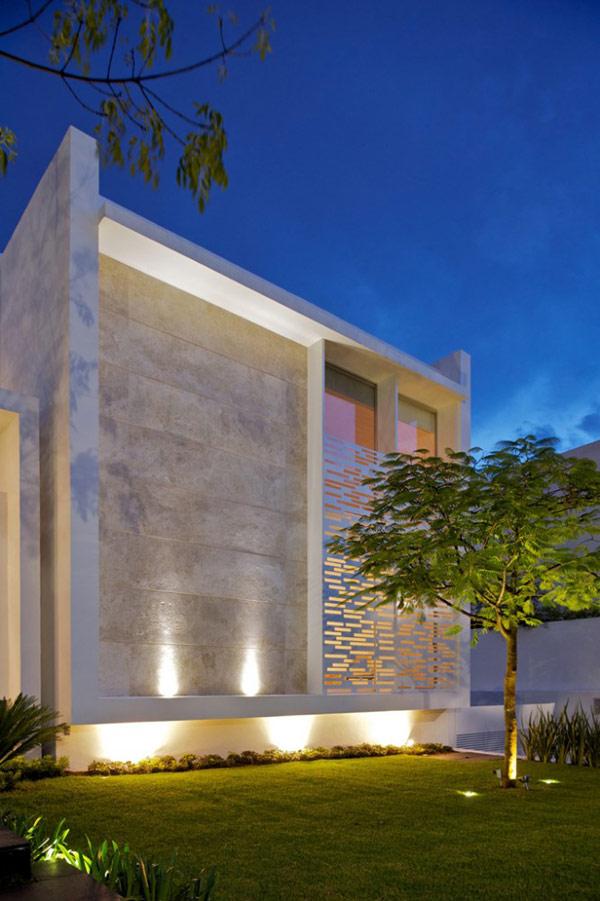 Planos de casa divina en México con características lujosas (9)