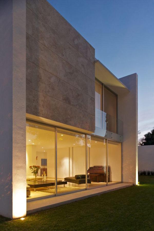 Planos de casa divina en México con características lujosas (7)