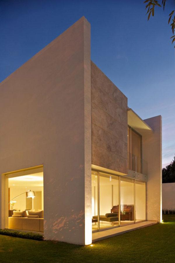 Planos de casa divina en México con características lujosas (6)