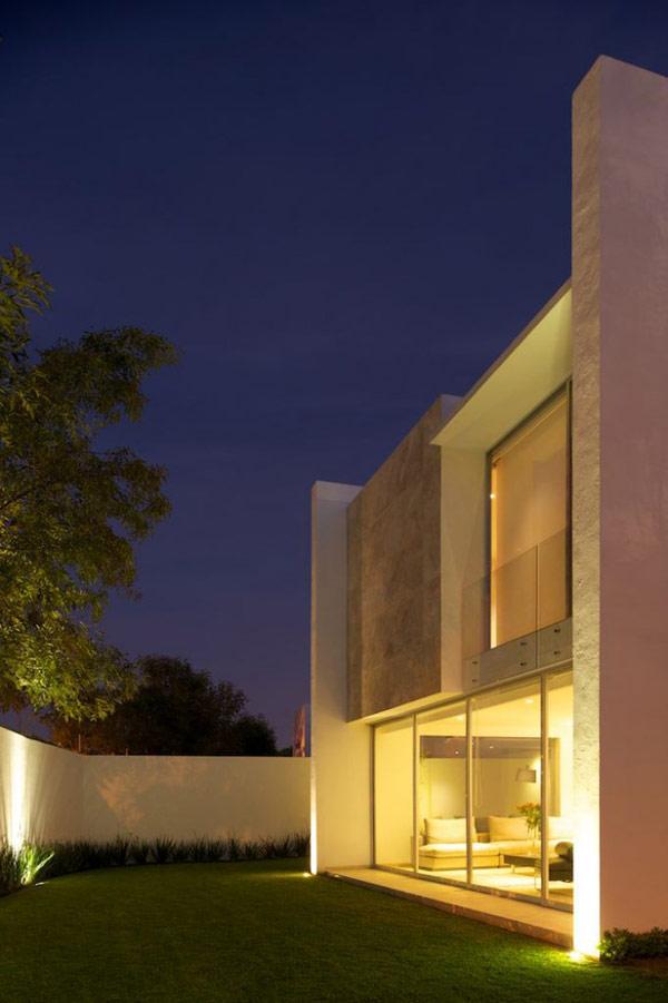 Planos de casa divina en México con características lujosas (5)