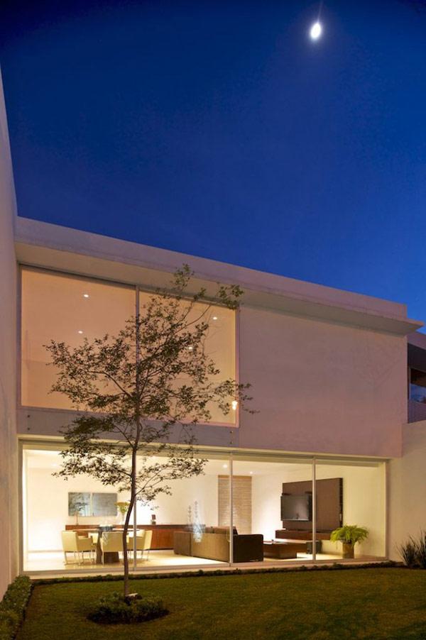 Planos de casa divina en México con características lujosas (4)