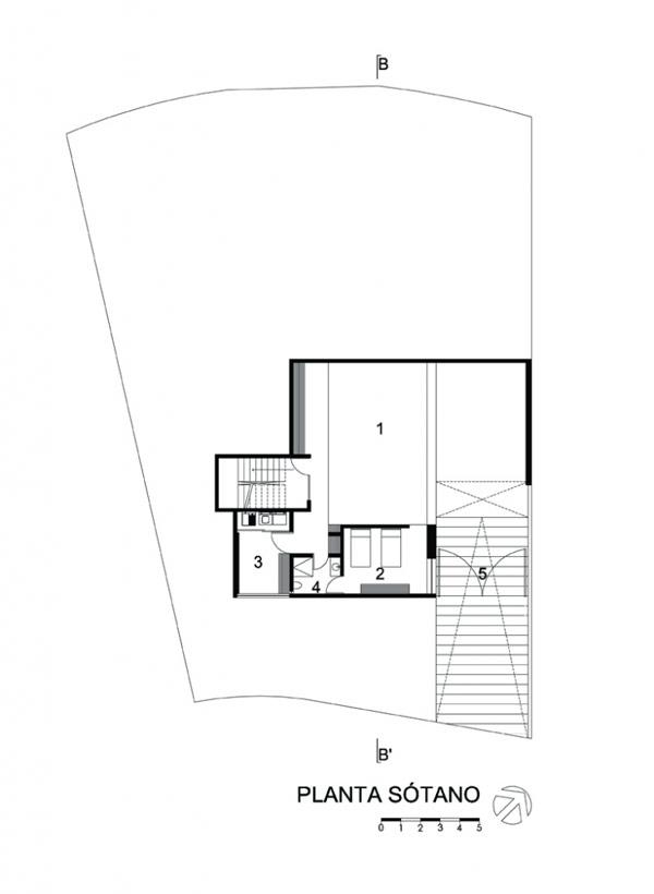 Planos de casa divina en México con características lujosas (2)