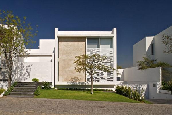 Planos de casa divina en México con características lujosas (17)