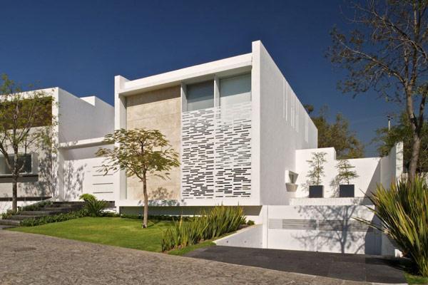 Planos de casa divina en México con características lujosas (16)